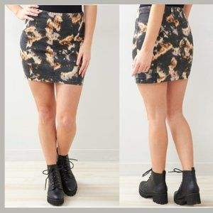 Free People Modern Novelty Skirt